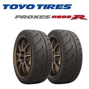 Toyo Proxes R888R Semi Slick Racing Tyre