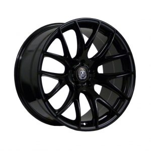 Axe CS-Lite Gloss Black alloy wheel