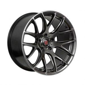 Axe CS-Lite Hyper Black 1024 alloy wheel