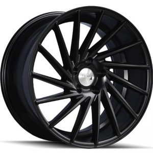 1AV ZX1 Satin Black Wheel
