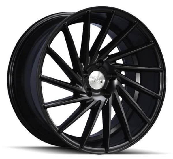 1AV ZX1 Satin Black Wheel