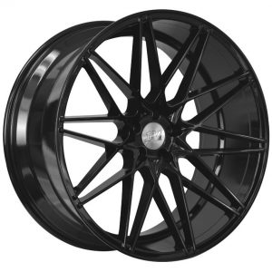 1AV ZX4 Gloss Black Wheel