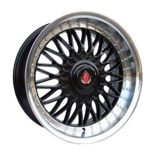 Axe EX10 Gloss Black 900 alloy wheel
