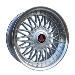 Axe EX10 Silver 900 alloy wheel