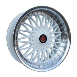 Axe EX10 White 900 alloy wheel