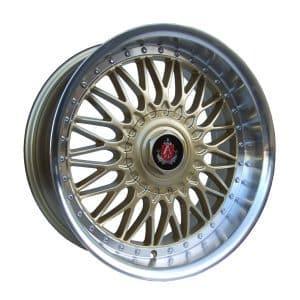 Axe EX10 gold 900 alloy wheel