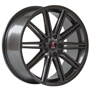 Axe EX15 Matt Grey 10 spoke alloy wheel