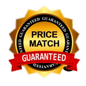 Guaranteed logo Price Match