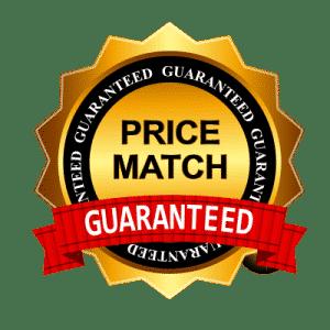 Guaranteed logo Price Match