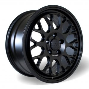 Fifteen52 Formula GT Matt Black Y spoke alloy wheel 1885 1