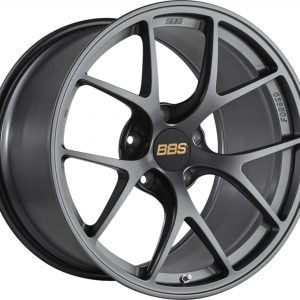 BBS FI Forged Individual Satin Anthracite Y spoke alloy wheel