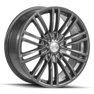 1AV Transit Gunmetal Grey alloy wheel