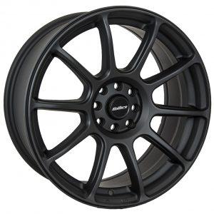 Calibre Neo Matt Black 900 10 spoke alloy wheel