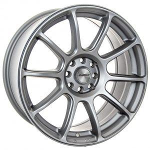 Calibre Neo Silver 900 10 spoke multi spoke alloy wheel