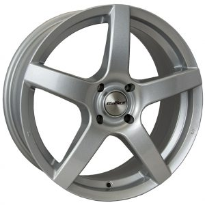 Calibre Pace Silver 900 5 spoke alloy wheel