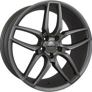 Calibre CCU Matt Gunmetal 900 twin spoke 10 spoke alloy wheel