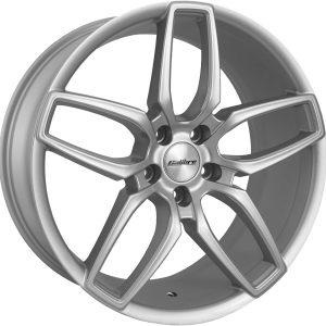 Calibre CCU Silver 900 twin spoke 10 spoke alloy wheel