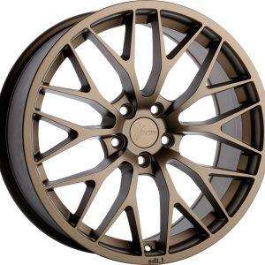 1Form Edition 1 Matt Bronze EDT.1 alloy wheel