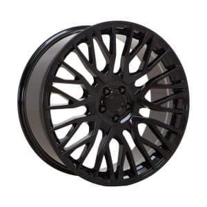 Velare VLR01 Diamond Black angle 1 alloy wheel