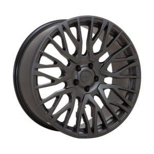 Velare VLR01 Matt Graphite angle 1 alloy wheel