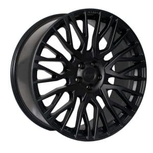 Velare VLR01 Onyx Black angle 1 alloy wheel