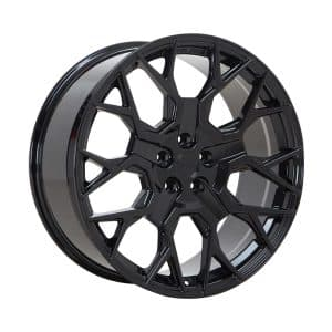 Velare VLR02 Diamond Black angle 1 alloy wheel