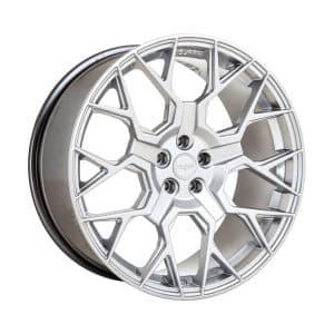 Velare VLR02 Iridium Silver angle 1 alloy wheel