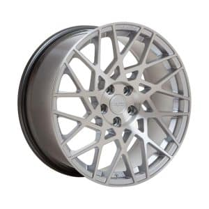 Velare VLR03 Iridium Silver angle 1 alloy wheel