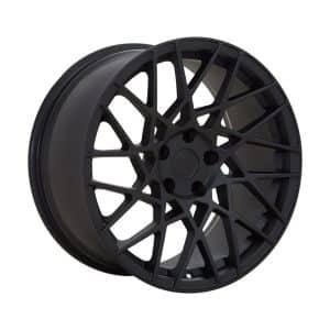 Velare VLR03 Onyx Black angle 1 alloy wheel