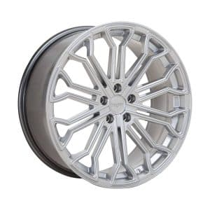 Velare VLR04 Iridium Silver angle 1 alloy wheel