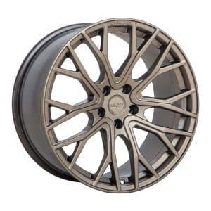 Velare VLR08 Matt Bronze angle 1 alloy wheel