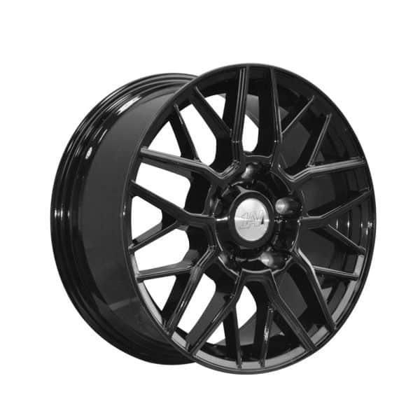 1AV ZX11 Transit Gloss Black alloy wheel