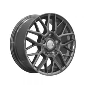 1AV ZX11 Transit Gloss Grey alloy wheel