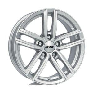 ATS Antares Silver alloy wheel