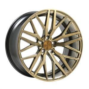 Axe EX30 Brushed Bronze alloy wheel
