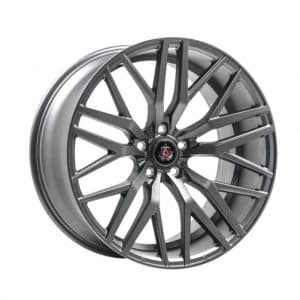 Axe EX30 Satin Grey alloy wheel