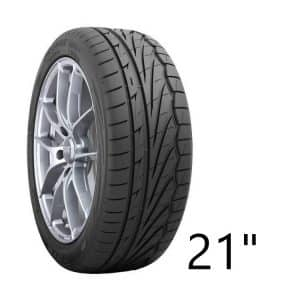 "21"" Tyres"