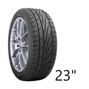 "23"" Tyres"