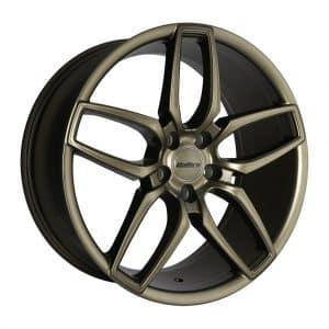 Calibre CCU Gloss Bronze 1 alloy wheel