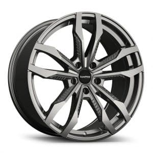 Supermetal Fin Spacedust angle 1 alloy wheel
