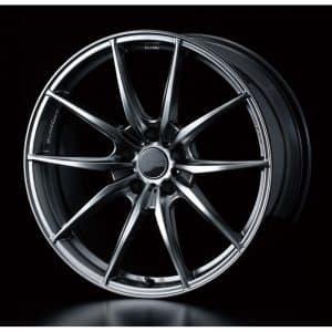Weds Sport FT-117 Diamond Black 800 alloy wheel
