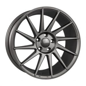 1Form Edition.4 EDT.4 Gunmetal Grey alloy wheel