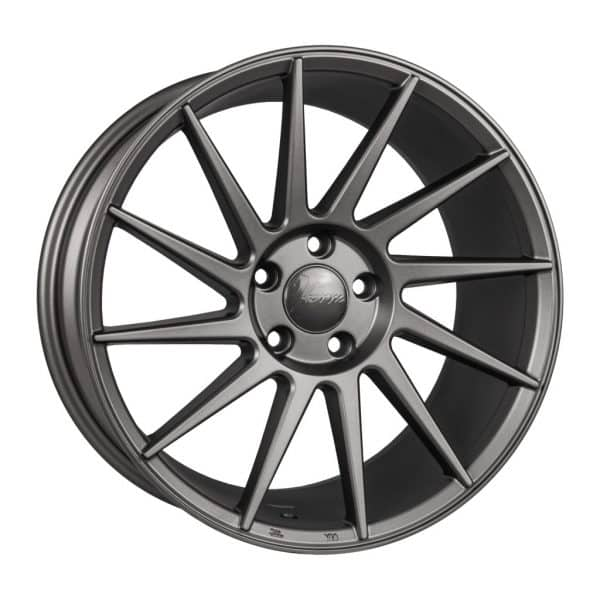 1Form Edition.4 EDT.4 Gunmetal Grey alloy wheel