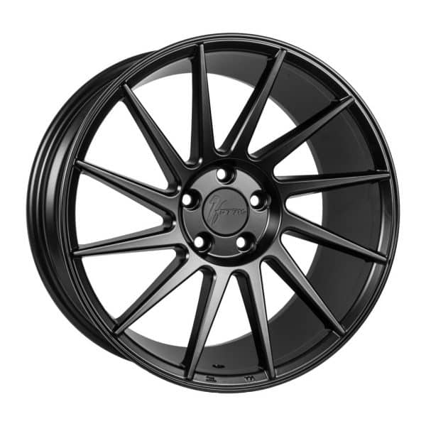1Form Edition.4 EDT.4 Matt Black alloy wheel