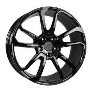 1Form Edition.5 EDT.5 Gloss Black alloy wheel