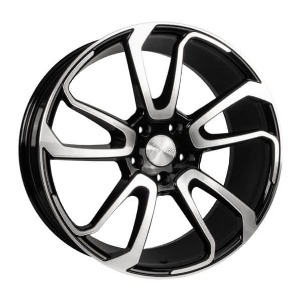 1Form Edition.5 EDT.5 Gloss Black Polished alloy wheel