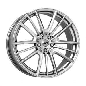 AEZ Kaiman Silver High Gloss 1024 1 alloy wheel