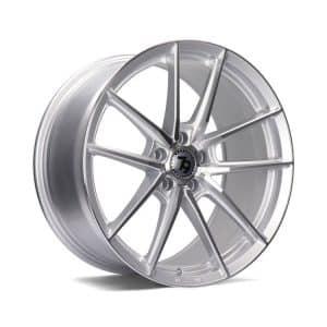 Seventy9 SCF-A Silver Polished Face alloy wheel
