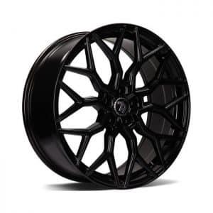 Seventy9 SV-K Gloss Black alloy wheel