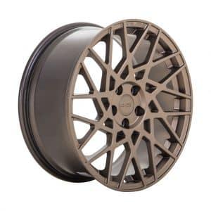Velare VLR03 Satin Bronze angle 1 alloy wheel